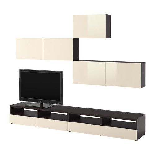 best tv m bel kombination ikea wohnzimmer pinterest living rooms and room. Black Bedroom Furniture Sets. Home Design Ideas