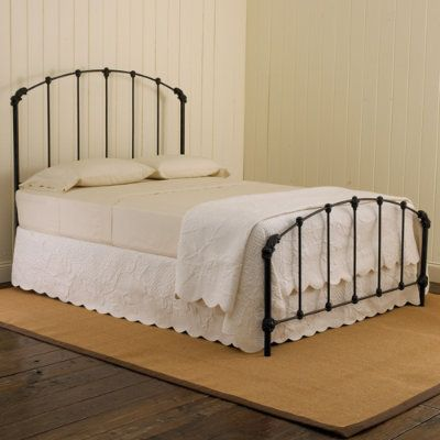 Ballard Designs Iron Bed
