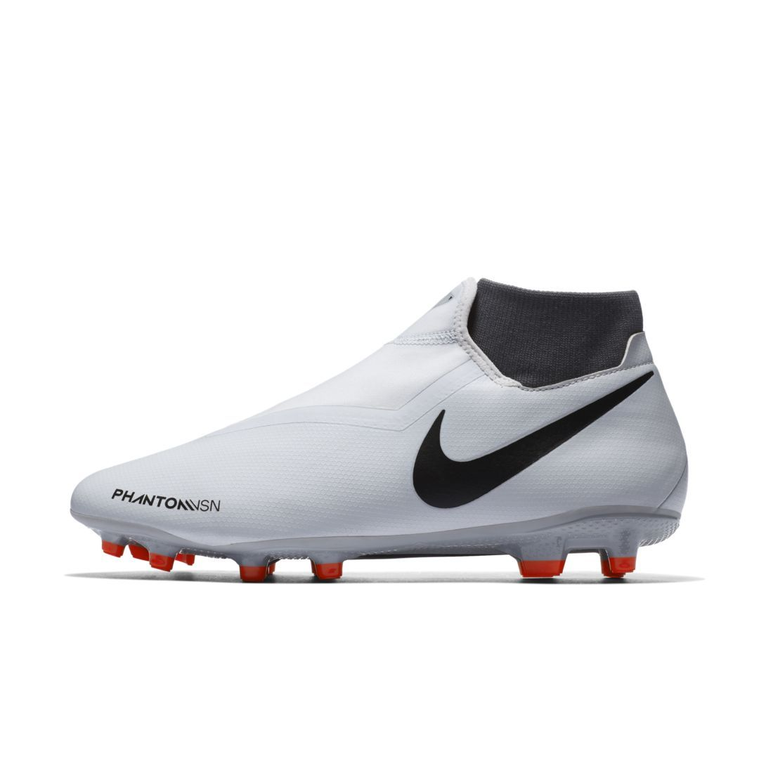 0ff90e5b7 Nike Phantom Vision Academy Dynamic Fit Multi-Ground Soccer Cleat Size 9  (Pure Platinum)