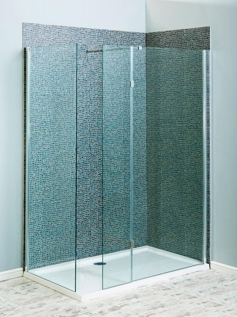 Milano Beka Recess Walk In 8mm Shower Enclosure 1100x900 1100x900 Walk In Showers Shower E Walk In Shower Enclosures Bathroom Shower Panels Shower Panels