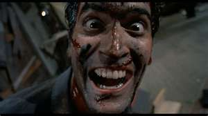 The Evil Dead, the whole thing was Horribly wonderful