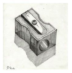 Tight Line - Sketch Blog: February 2011  |Pencil Sketch Simple Object