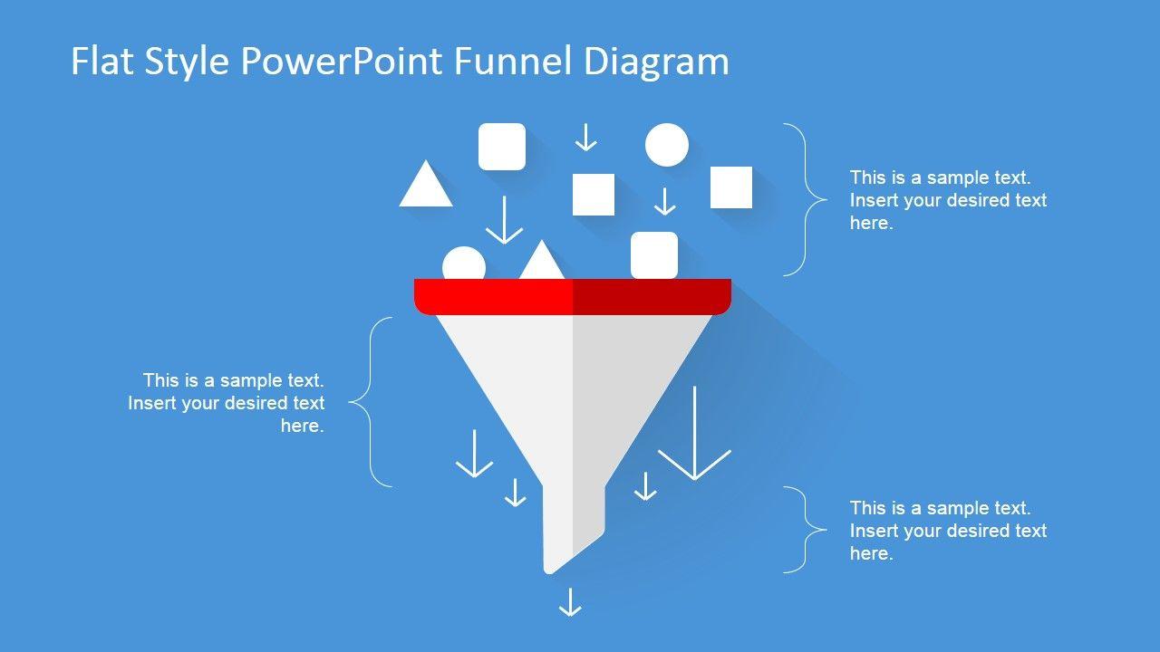 Flat design powerpoint funnel diagram flat design diagram and flat design powerpoint funnel diagram alramifo Choice Image