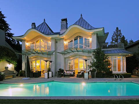 This French inspired mansion is one of the best designed homes in ...