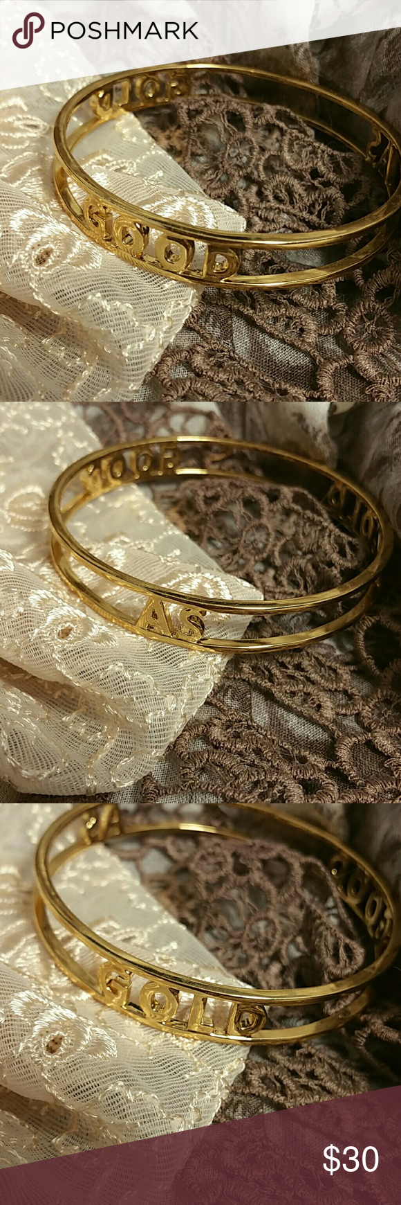 Kate spade good as gold bangle bracelet gold bangles bangle and