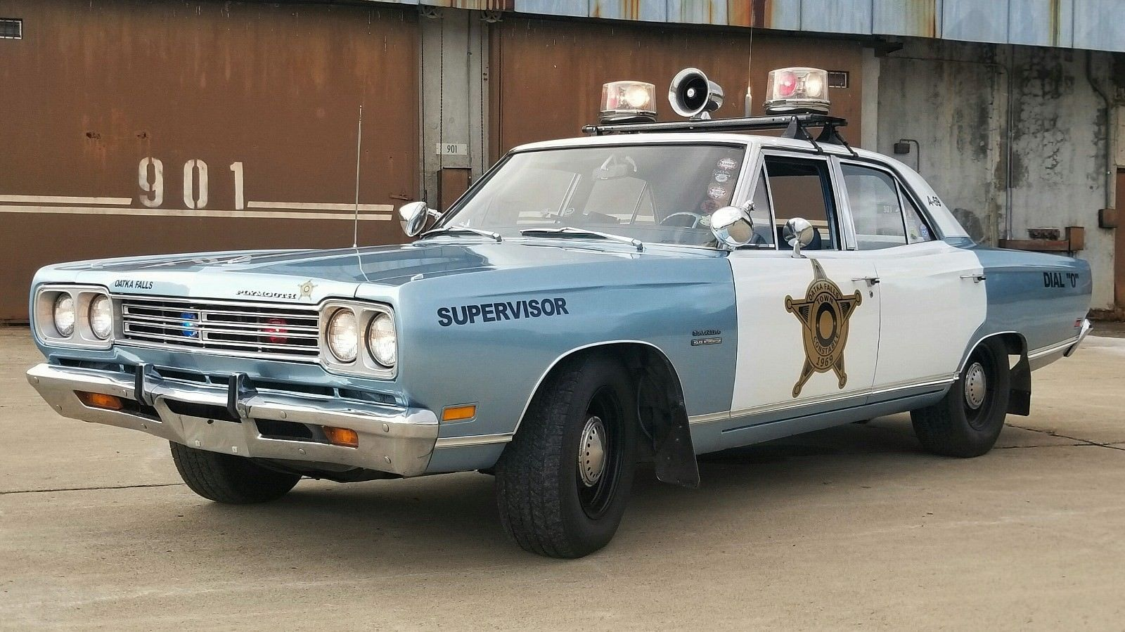 Details about 1969 Plymouth Satellite Police   Plymouth