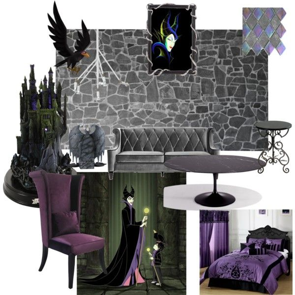 Maleficent Room Decor Google Search For The Home