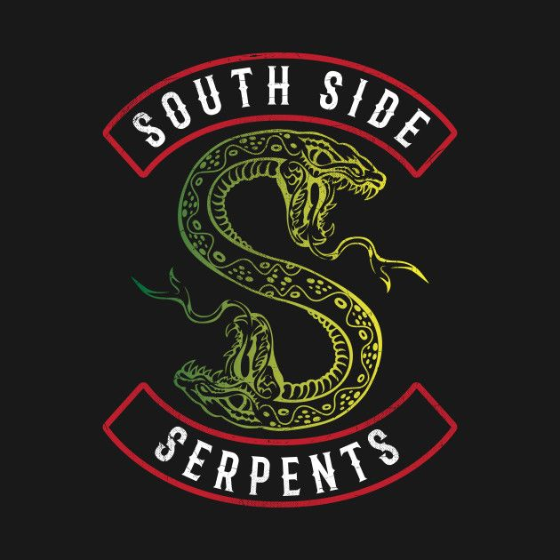 Check Out This Awesome 'South+Side+Serpents' Design On