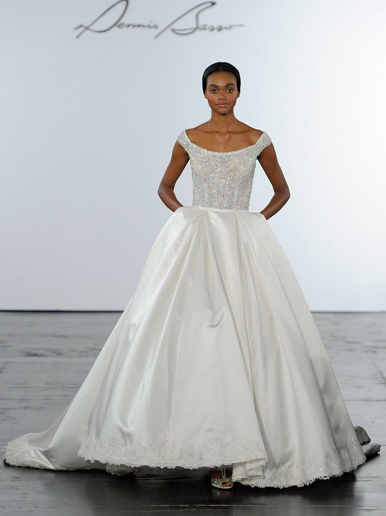 99+ Dennis Basso Wedding Dresses - Wedding Dresses for Cheap Check ...