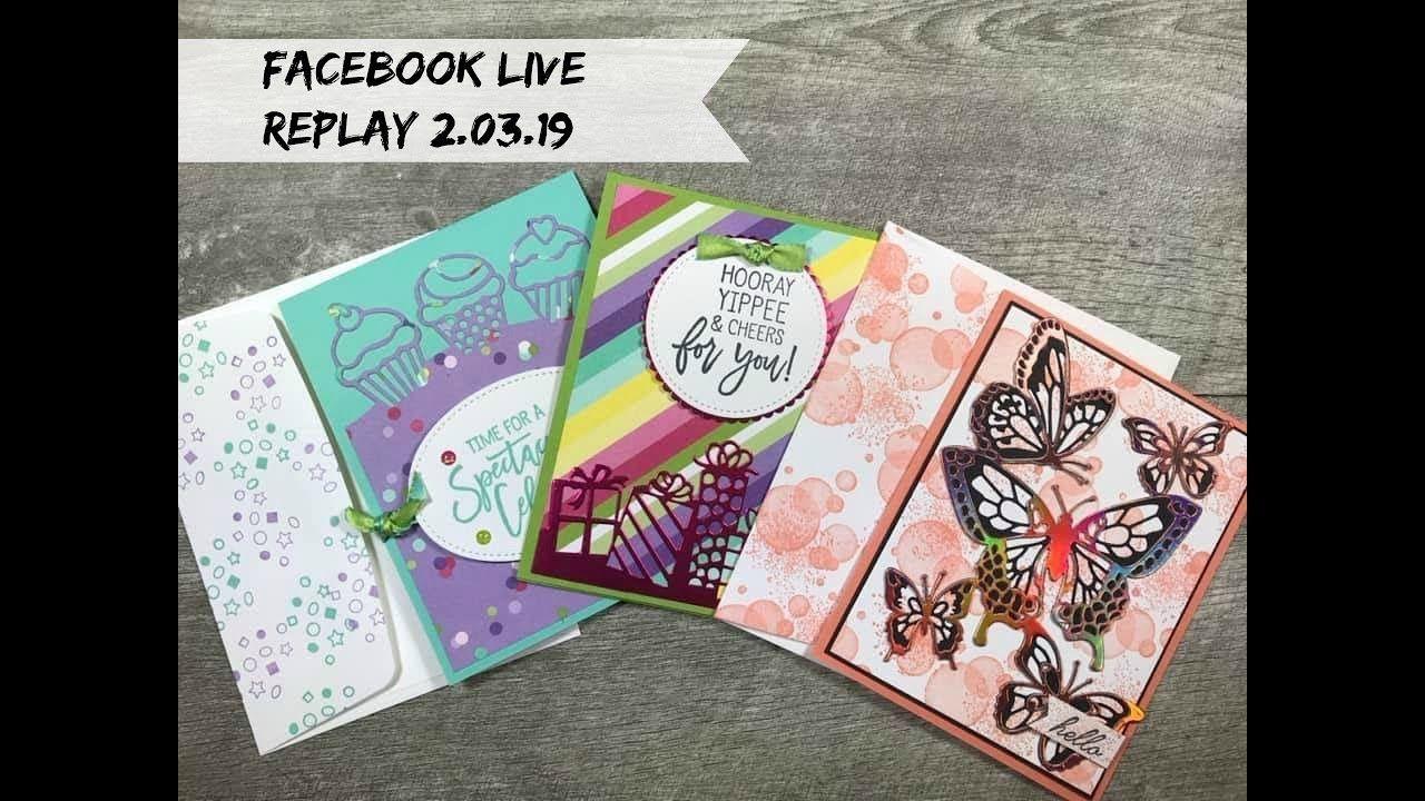 Facebook Live 20319