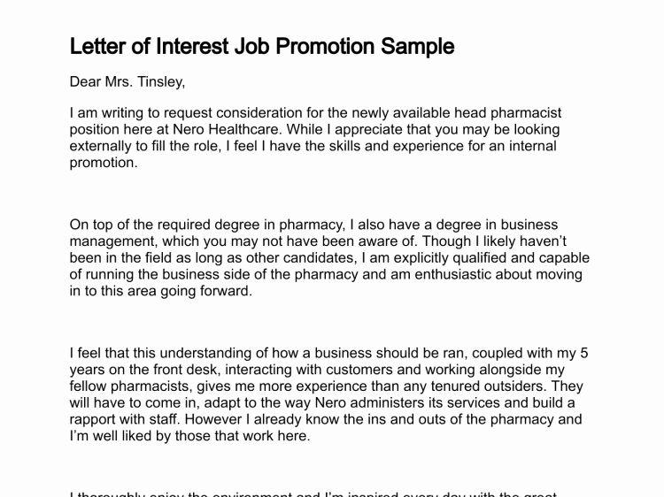 Sample Letter Of Job Interest from i.pinimg.com