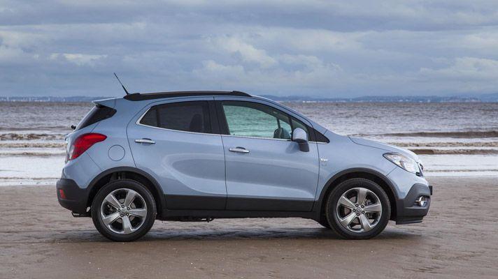 Vauxhall Mokka X Opel Mokka Car Cars
