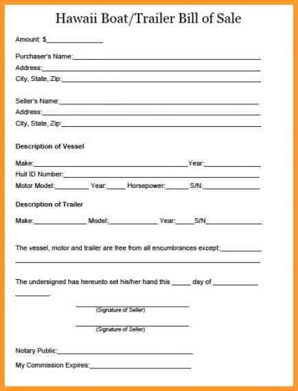 Bill Of Sale Templates template Pinterest Template - boat bill of sale