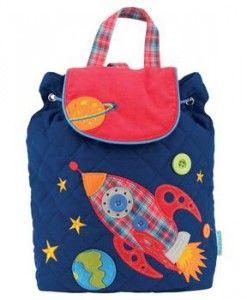Stephen Joseph Signature Backpack - Space