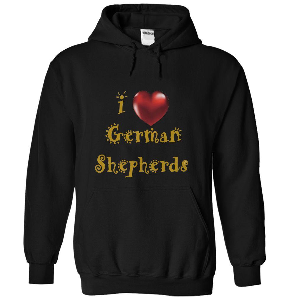 I heart german shepherds tshirt u hoodie halloween pinterest