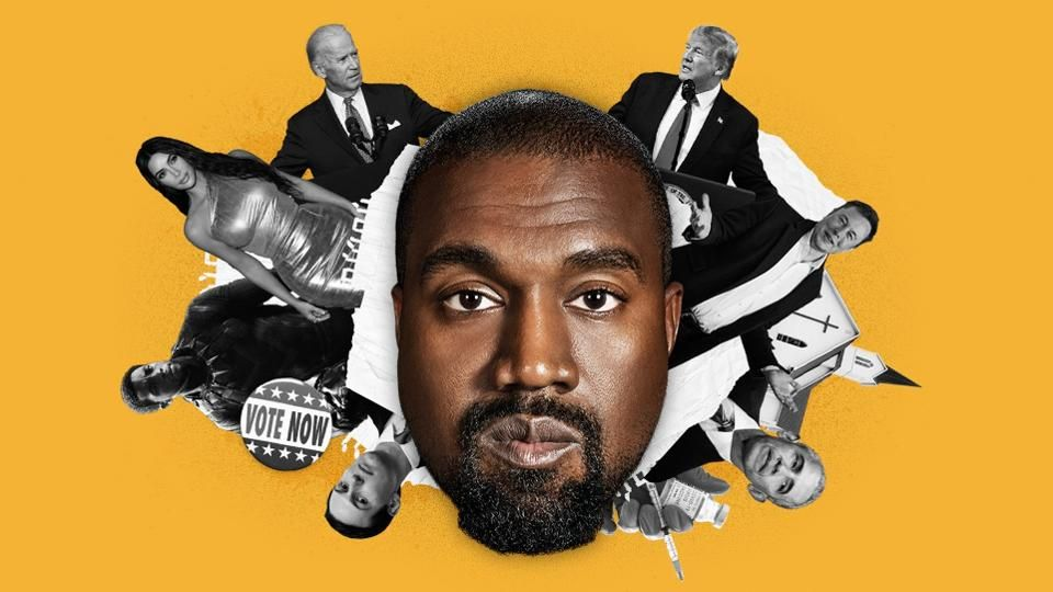 Kanye West Reveals Presidential Platform In Exclusive Interview With Forbes In 2020 Kanye West New Kanye Interview