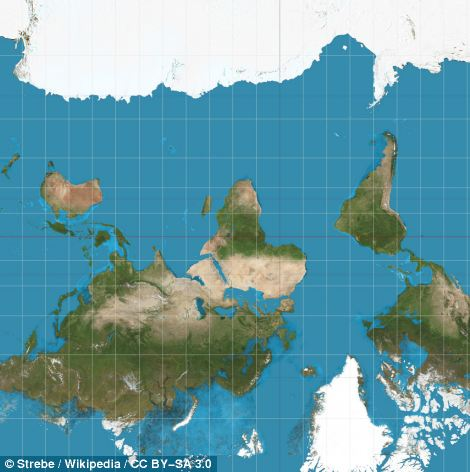 Why Every World Map You Re Looking At Is Wrong In 2020 Map World Map Africa