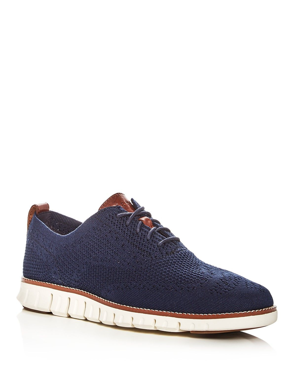 00279bd00a Men's ZeroGrand Wingtip Oxford with Stitchlite | Gameday Style for ...