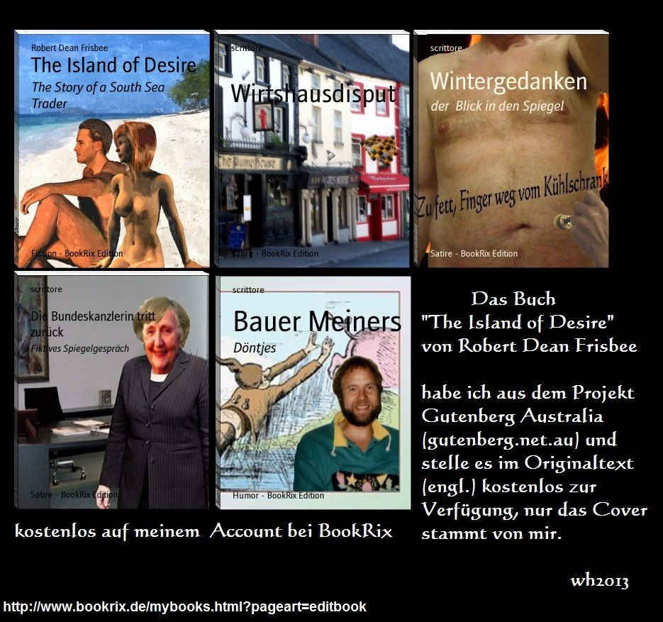 Diese Bücher gibts kostenlos auf meiner BookRix Seite
