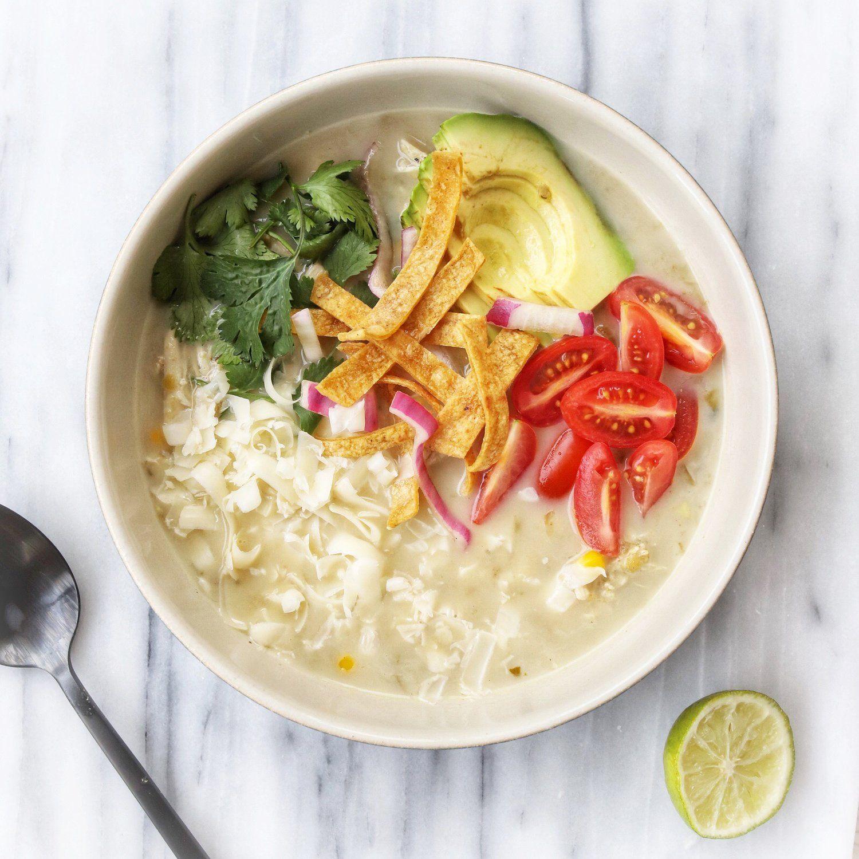 Bike KITchen - Tortilla Soup #athletefood