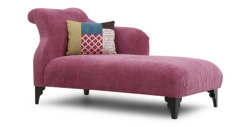 brand new db647 72c62 Discontinued Shout Chaise Longue Shout £595 DFS | Sofa ...