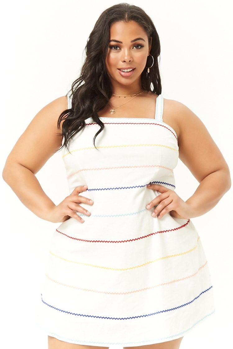 c044233a43 Product Name Plus Size Embroidered Chevron Dress