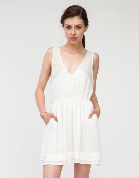 In Love Dress In Ivory