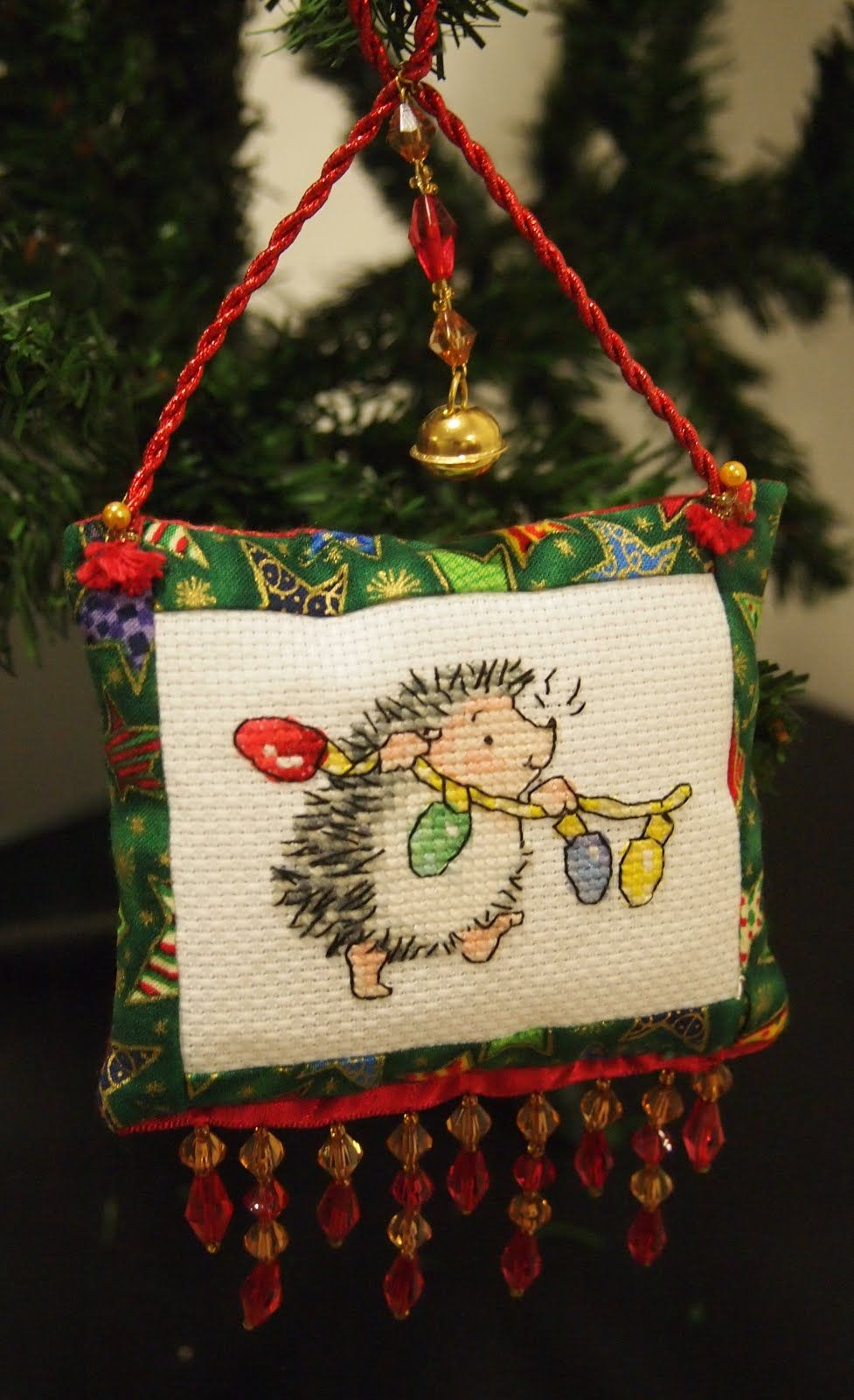 Margaret Sherry Lovers ~ Group Blog ~: Christmas Exchange from Australia to Portugal :)