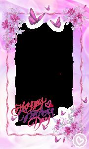 Frame Festa Della Mamma Happy Mother S Day Happy Mother S Day Happy Mothers Crafts