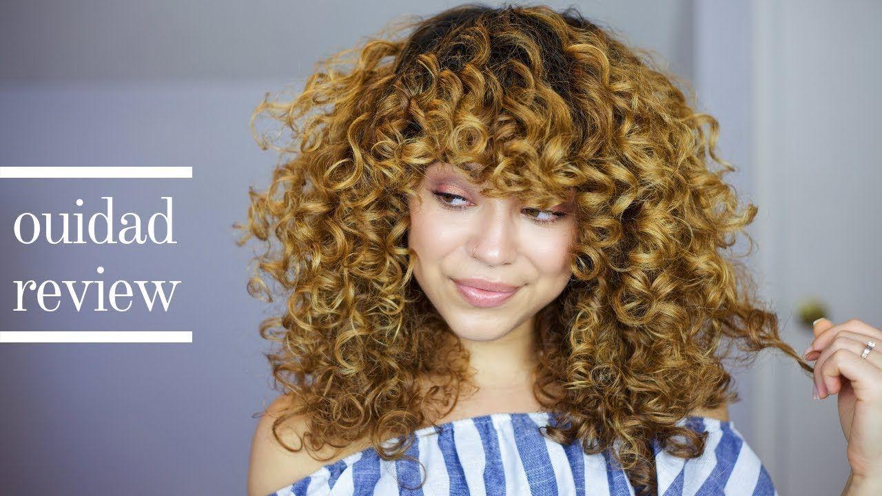 Ouidad Review Routine Vitalcurl Curly Hair Tips Hair Hair Hacks