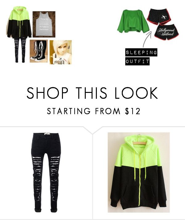 """""""anna Marsh (south park oc)"""" by zeldaislife ❤ liked on Polyvore featuring beauty, Converse and Maison About"""