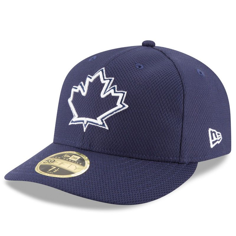 Toronto Blue Jays New Era Diamond Era 59FIFTY Low Profile Fitted Hat - Navy 91bfb3d7a7cb