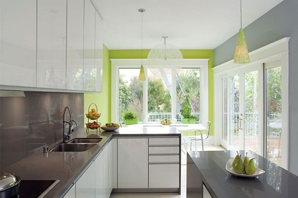 Beautiful And Functional Kitchen Design Inspirations Green