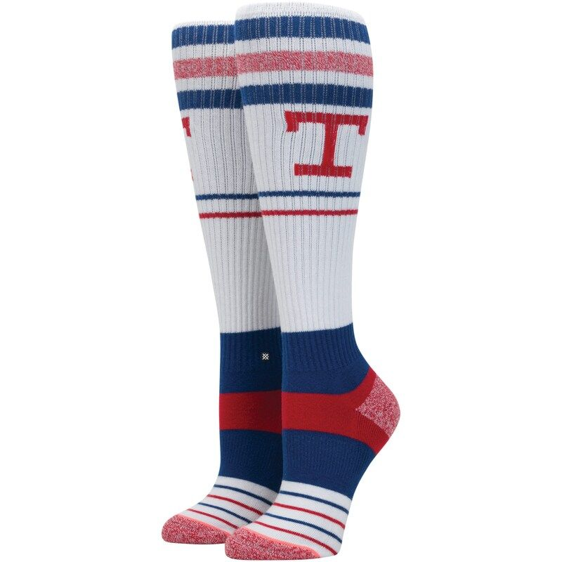 Texas Rangers Stance Women S Tall Boot Tube Socks Womens Tall Boots Tube Socks Tall Boots