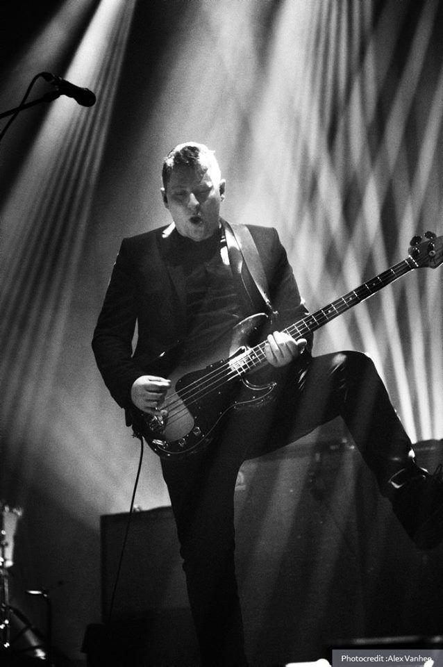 31 october 2015, concert Paleis Palais 12 Brussels photo: Alex Vanhee www.alexvanhee.be/