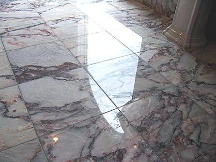 Put Down Marble Floors