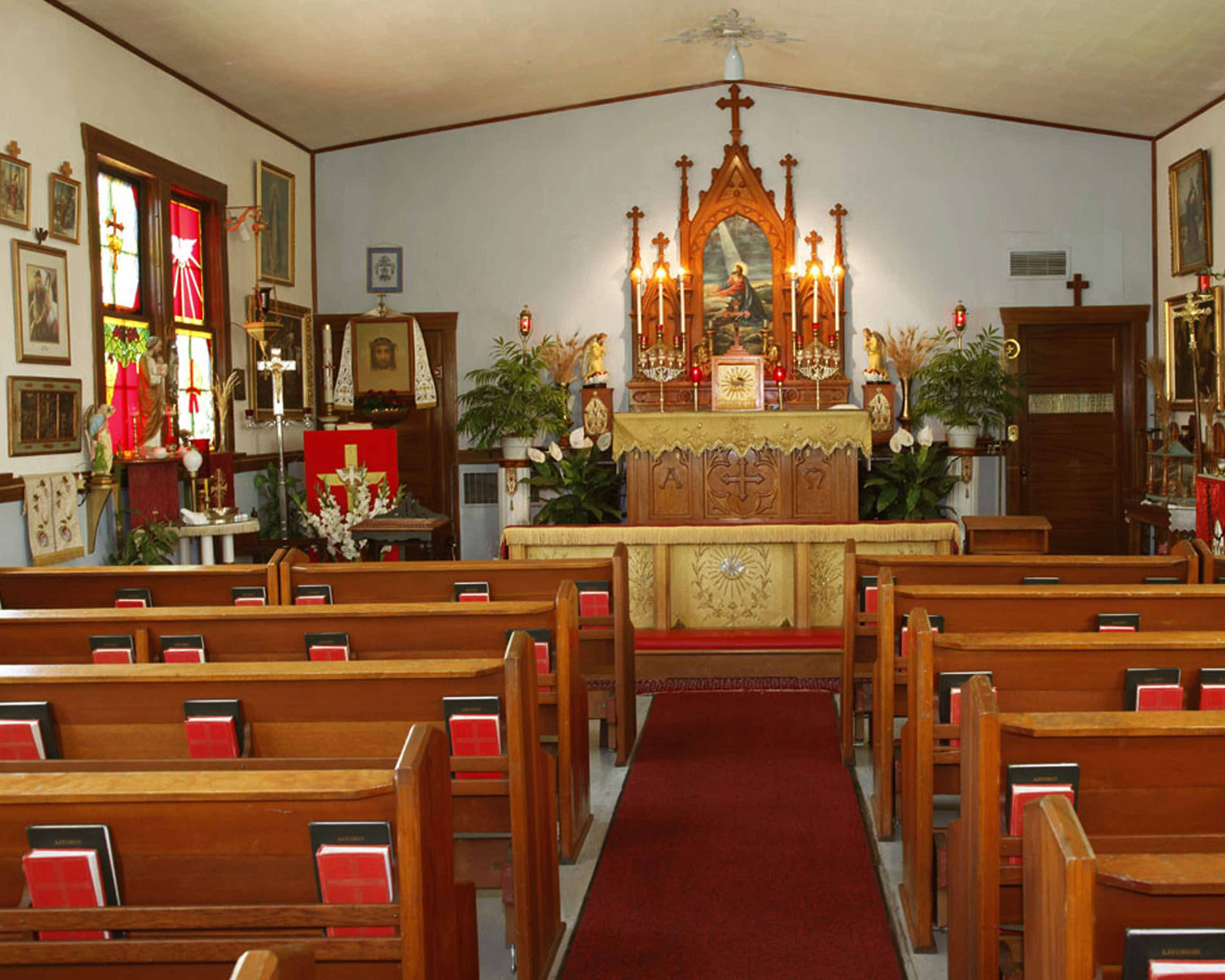 Image Result For Inside A Roman Catholic Church