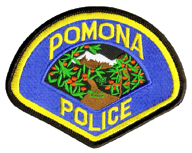 Pomona PD Calif | LE patches | Pinterest | Police patches