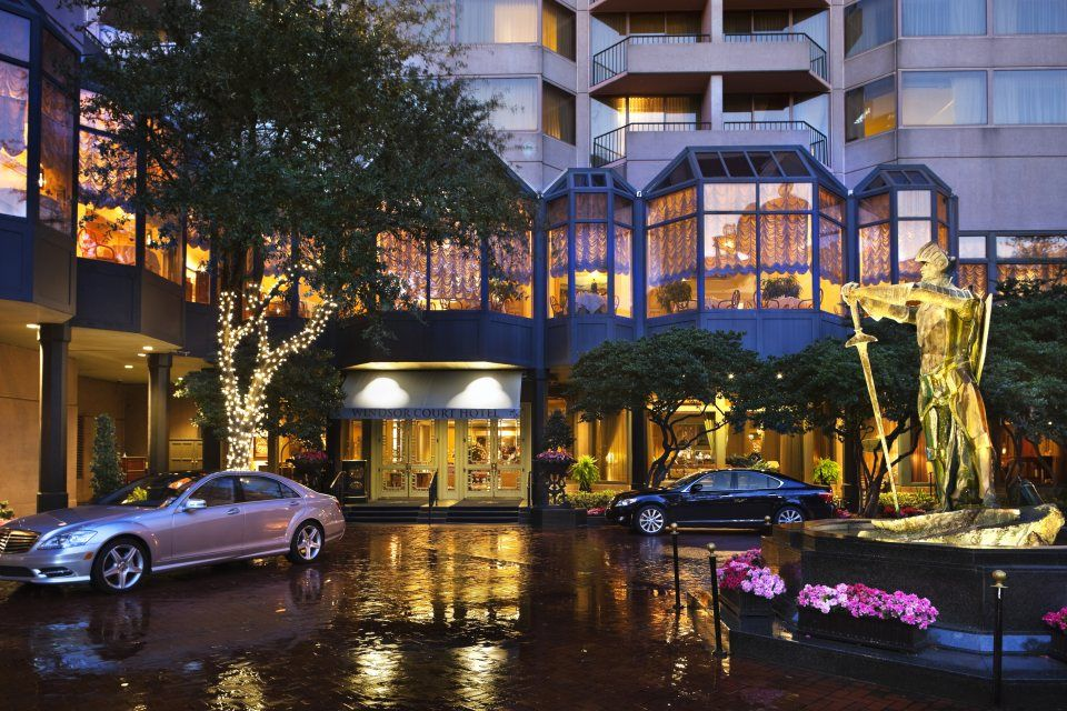 Windsor Court Hotel | New Orleans  Good experience, good location