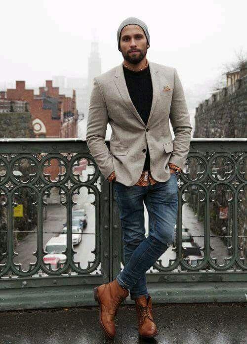 Outfit Saco Man Fashion Pinterest Moda Masculina Moda Hombre