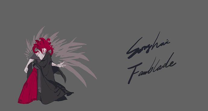 [UPDATE]Some pics about songhai - Fan Art - Duelyst Forums
