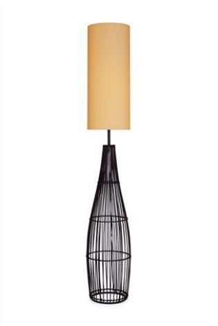 Wicker floor lamp by next lamps and chandeliers pinterest buy wicker floor lamp from the next uk online shop aloadofball Choice Image