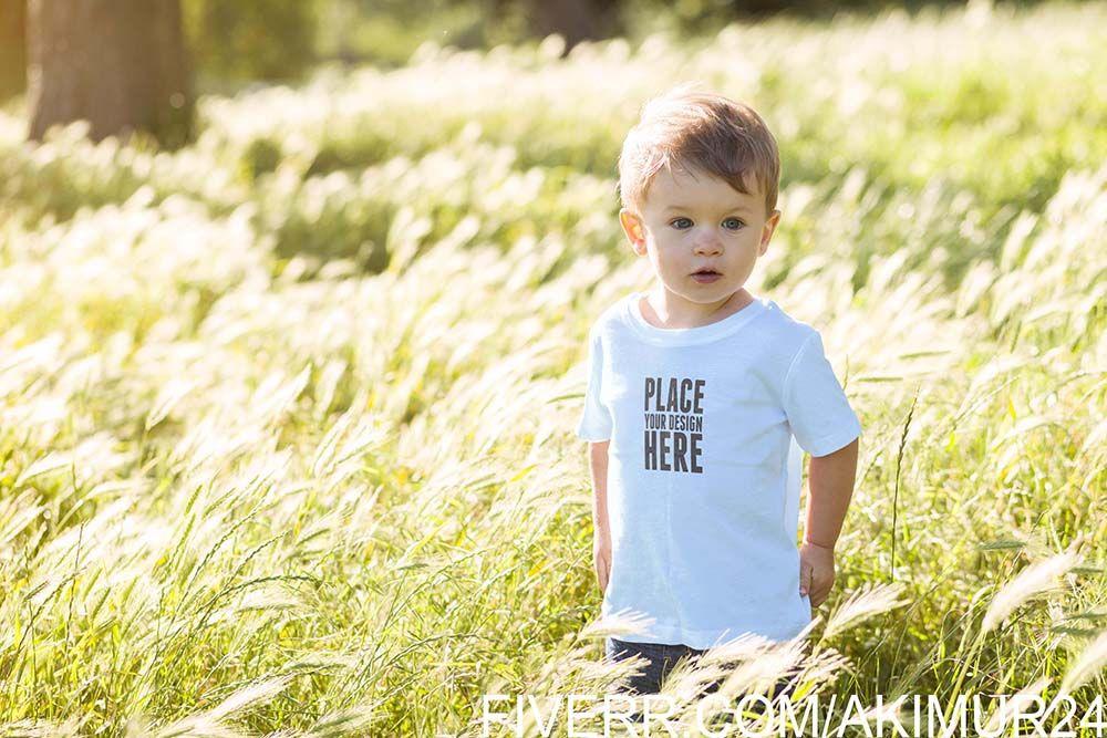 Download Free Download Kids T Shirt Mockup Kt59 Tshirtmockuppsd Toddler Tshirts Kids Tshirts Fall Shirts Women