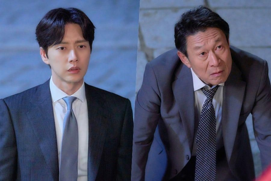 "Park Hae Jin And Kim Eung Soo Run Into An Unexpected Predicament In ""Kkondae Intern"""