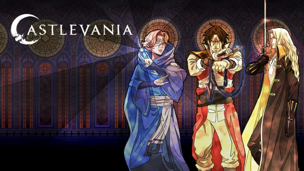 Netflix Castlevania returns March 5th General News in