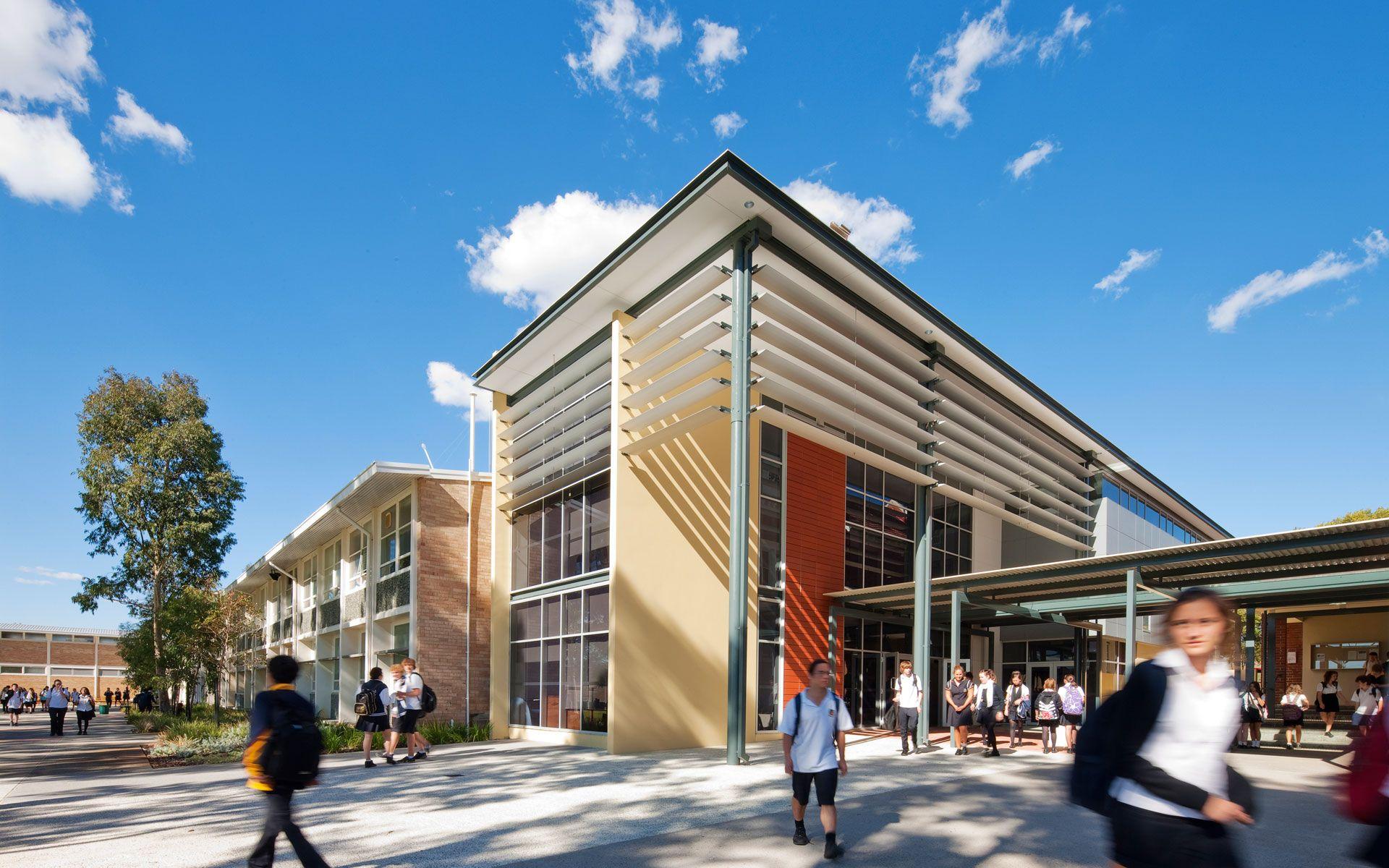 Perth Modern School | REFERENCIAS DE FACHADAS EDUCATIVAS ...