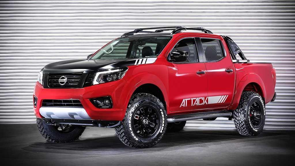 Nissan Frontier 2020 ahora con más tecnología y seguridad