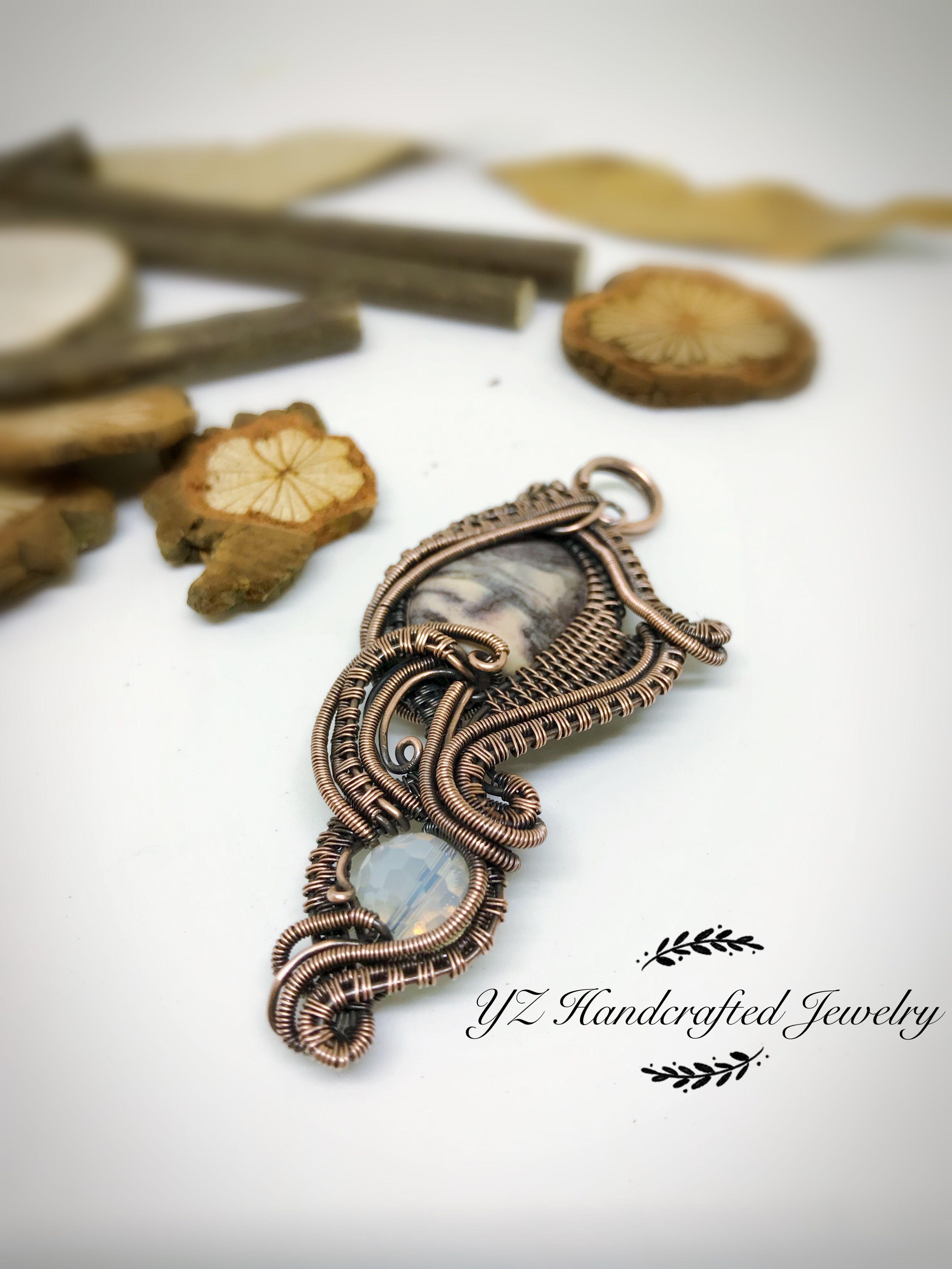 Pin by NIKKI YZ on Nikki Z Jewelry | Pinterest | Wire wrapping, Wire ...