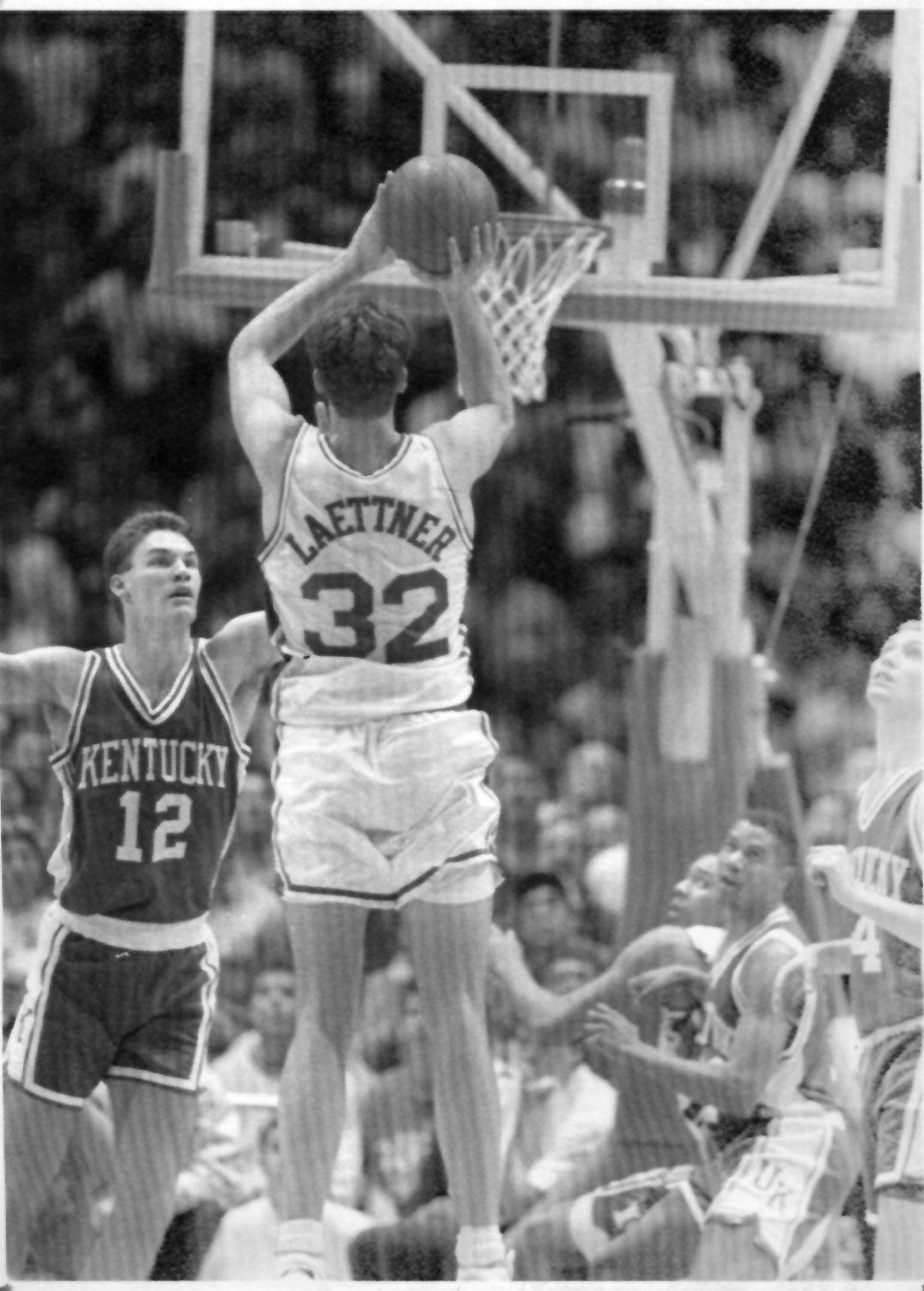 """""""The Shot"""" Basketball pictures, Duke basketball, Duke"""
