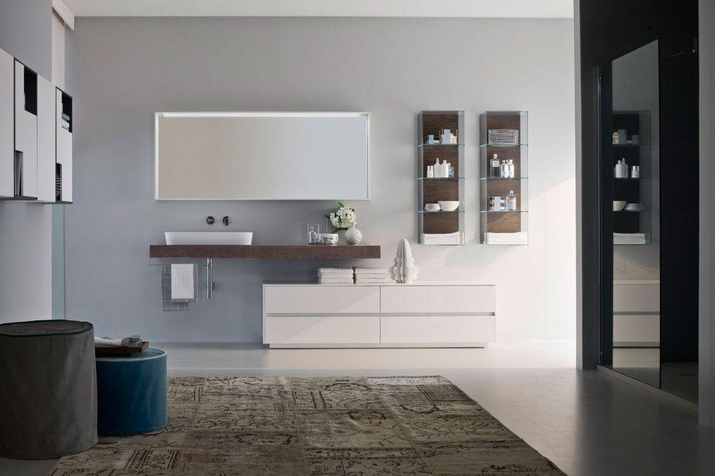 Nyù: mobili bagno eleganti per bagni moderni bathroom and laundry